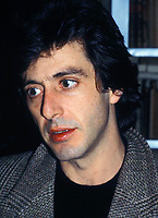 Al Pacino 1980s Photo By Adam Scull/PHOTOlink