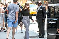 NEW YORK, EUA, 10.07.2017 -JOEY-KING - Joey King é vista no bairro do Soho na cidade de New York nesta segunda-feira, 10. (Foto: William Volcov/Brazil Photo Press)