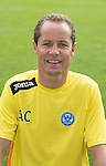 St Johnstone FC 2013-14<br /> First Team Coach Alec Cleland<br /> Picture by Graeme Hart.<br /> Copyright Perthshire Picture Agency<br /> Tel: 01738 623350  Mobile: 07990 594431
