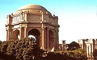 Bernard Maybeck: Palace of Fine Arts, San Francisco, 1915. Photo '83.