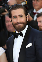Okja' Red Carpet Arrivals - The 70th Annual Cannes Film Festival<br /> CANNES, FRANCE - MAY 19: Actor Jake Gyllenhaal attends the 'Okja' screening during the 70th annual Cannes Film Festival at Palais des Festivals on May 19, 2017 in Cannes, France