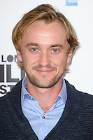 """Tom Felton<br /> at the London Film Festival photocall for the opening film, """"A United Kingdom"""", Mayfair HotelLondon.<br /> <br /> <br /> ©Ash Knotek  D3159  05/10/2016"""