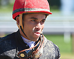 Scenes from around the track on Sword Dancer Invitational Stakes Day on August 17, 2014 at Saratoga Race Course in Saratoga Springs, New York.  (Bob Mayberger/Eclipse Sportswire)