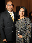 Shahid and Sehar Javed at the Arts of the Islamic World Gala at the Museum of Fine Arts Houston Friday May 14,2010.  (Dave Rossman Photo)