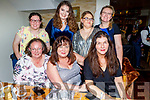 Enjoying their Christmas party in Bella Bia on Saturday.<br /> Seated l to r: Margaret Grady, Majella and Margaret Horgan.<br /> Back l to r: Mary O'Grady Harrington, Jola lelental, Ellie Horgan, Malgorzata Jurecka,