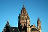 Dome Saint Martin in Mainz, Rheinland-Pfalz, Germany, Europe<br /> <br /> Catedral San Martin en Maguncia, Rheinland-Pfalz, Alemania, Europa<br /> <br /> Dom St. Martin in Mainz, Rheinland-Pfalz, Deutschland<br /> <br /> 3502 x 2300 px<br /> Original: 35 mm slide transparancy