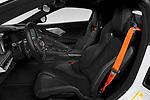 Front seat view of 2020 Chevrolet Corvette-Stingray 3LT 3 Door Targa Front Seat  car photos