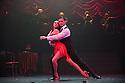 Leticia Fallacara and Esteban Domenichini in the UK premiere of 'Tanguera' at Sadlers Wells, 4.8.10.