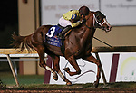 September 26th 2021: #3 Warrant trained by Brad Cox with jockey Joel Rosario wins Grade 3 Oklahoma Derby for owners Twin Cheeks Racing Stables