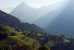 Austria, East-Tyrol, Puster Valley, farmhouse