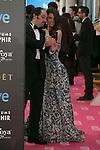 Juana Acosta attend the 2015 Goya Awards at Auditorium Hotel, Madrid,  Spain. February 07, 2015.(ALTERPHOTOS/)Carlos Dafonte)