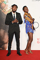"""at the London Film Festival 2016 premiere of """"Queen of Katwe"""" at the Odeon Leicester Square, London.<br /> <br /> <br /> ©Ash Knotek  D3168  09/10/2016"""