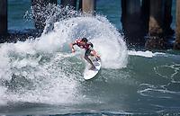 Huntington Beach, CA. Monday, July 27, 2015: Vans US Open of Surfing 2015, Men's Open round of 96.