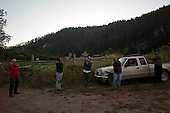 Davenport, California<br /> June 13, 2013<br /> <br /> Sunrise at Route1 farm near Santa Cruz, California owned by Jeff Larkey.