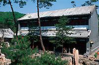Sommerpalast, Bibliothek (WenJin-Pavillon), Chengde, China, Unesco-Weltkulturerbe