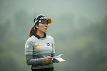Song Yi Ahn of South Korea walks on the course at the 12th hole during Round 3 of the World Ladies Championship 2016 on 12 March 2016 at Mission Hills Olazabal Golf Course in Dongguan, China. Photo by Victor Fraile / Power Sport Images