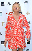 India Willoughby at the first ever UK Drive-In Film Premiere of 'Break' at Brent Cross in London. This is the first Red Carpet event in the UK since the Covid-19 Pandemic lockdown. The film will be rolled out nationwide in other drive-in venues. Brent Cross, London 22nd July 2020<br /> CAP/ROS<br /> ©ROS/Capital Pictures