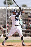 John Paul Crawford, #2 of Lakewood High School, California playing for the Yak Baseball during the WWBA World Champsionship 2012 at the Roger Dean Complex on October 28, 2012 in Jupiter, Florida. (Stacy Jo Grant/Four Seam Images).