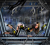 Gaetano, MODERN, MODERNO, paintings+++++The Last Avenger,ITGF88,#n#, EVERYDAY ,fantasy,puzzles,gothic,pin-up,pin-ups