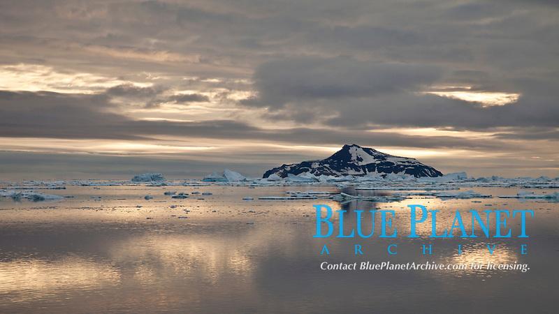Paulet Island, near the Antarctic Peninsula
