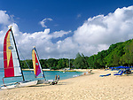 BRB, Barbados, Sandy Lane Hotel - Strand | BRB, Barbados, Sandy Lane Hotel - beach