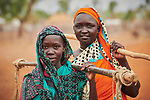 South Sudan - Maban camps