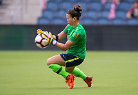 Kansas City, KS - July 26, 2018: Australia defeated Brazil 3-1 during the Tournament of Nations at Children's Mercy Park.
