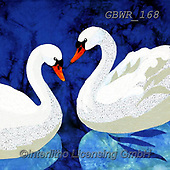 Simon, REALISTIC ANIMALS, REALISTISCHE TIERE, ANIMALES REALISTICOS, innovative, paintings+++++KateFindlay_Swansong,GBWR168,#a#, EVERYDAY,swans