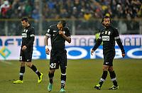 Arturo Vidal  Juventus.Calcio Parma vs Juventus.Campionato Serie A - Parma 13/1/2013 Stadio Ennio Tardini.Football Calcio 2012/2013.Foto Federico Tardito Insidefoto