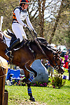 APRIL 26, 2014: VERONICA, ridden by Lauren Kieffer (USA), competes in the Cross County Test at the Rolex Kentucky 3-Day Event at the Kentucky Horse Park in Lexington, KY. Jon Durr/ESW/CSM