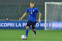 Nicolo Barella of Italy during the Uefa Nation League Group Stage A1 football match between Italy and Bosnia at Artemio Franchi Stadium in Firenze (Italy), September, 4, 2020. Photo Massimo Insabato / Insidefoto