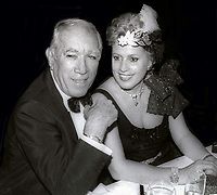 Anthony Quinn and wife Yolanda Undated<br /> Photo By John Barrett/PHOTOlink