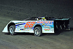 Feb 12, 2009; 7:06:47 PM; Barberville, FL, USA; World of Outlaws Late Model Series for the $10,000 to win at Volusia Speedway Park.  Mandatory Credit: (thesportswire.net)