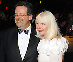 Anthony Freud and Guyla Pircher at the Houston Grand Opera's Opening Night dinner Friday Oct. 23,2009. (Dave Rossman/For the Chronicle)