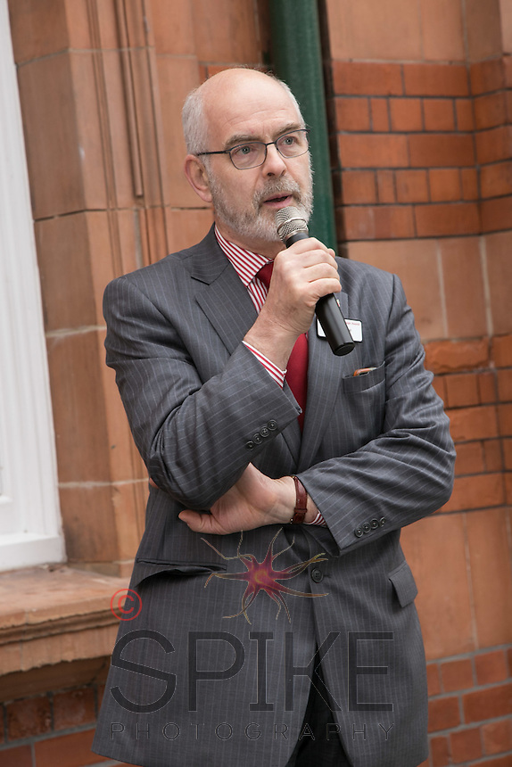 Andy Savage, Trustee of the National Railway Heritage Awards
