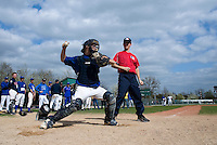 2006 MLB TRY-OUT IN FRANCE