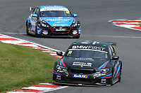Rounds 3 of the 2021 British Touring Car Championship. #15 Tom Oliphant. Team BMW. BMW 330i M Sport.