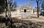 Hochob, Mexico, Central America, Temple of Hochob, Mexico, Central America