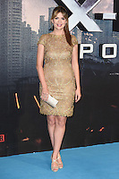 """Carly Steel<br /> at the """"X-Men Apocalypse"""" premiere held at the IMAX, South Bank, London<br /> <br /> <br /> ©Ash Knotek  D3116  09/05/2016"""