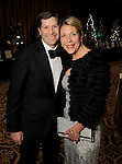 Anne and John Freeman at the Trees for Hope Gala at the Omni Hotel Friday Nov.13, 2015.(Dave Rossman photo)