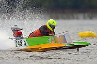 245-M  (Outboard Hydroplane)