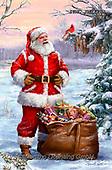 Marcello, CHRISTMAS SANTA, SNOWMAN, WEIHNACHTSMÄNNER, SCHNEEMÄNNER, PAPÁ NOEL, MUÑECOS DE NIEVE, paintings+++++,ITMCXM2178A,#x#