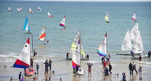 Cadet Courses & Fun Sailing Afternoons at Royal North of Ireland Yacht Club