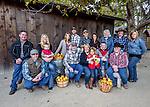 The family at Avila Valley Barn in Avila Valley, San Luis Obispo County, California