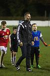 McDonalds Football ambassador Ryan Giggs visiting Hollywell Town Football Club.<br /> 17.11.15<br /> ©Steve Pope-Sportingwales