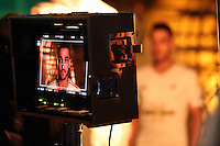 Pictured: Neil Taylor 01 April 2015<br />