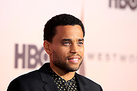 "LOS ANGELES - MAR 5:  Michael Ealy at the ""Westworld"" Season 3 Premiere at the TCL Chinese Theater IMAX on March 5, 2020 in Los Angeles, CA"