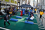 Super Bowl Boulevard opens in Times Square
