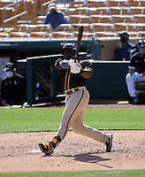 Jorge Ona - San Diego Padres 2021 spring training (Bill Mitchell)