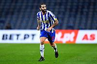 14th March 2021; Dragao Stadium, Porto, Portugal; Portuguese Championship 2020/2021, FC Porto versus Pacos de Ferreira; Sérgio Oliveira of FC Porto